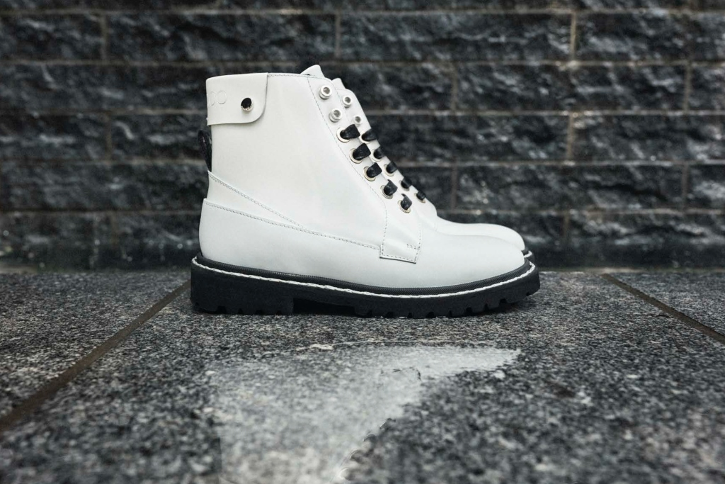 Jimmy Choo Unveils Heated Winter Boot