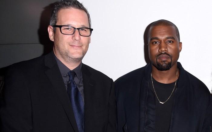 Jon Wexler Kanye West Adidas FNAA