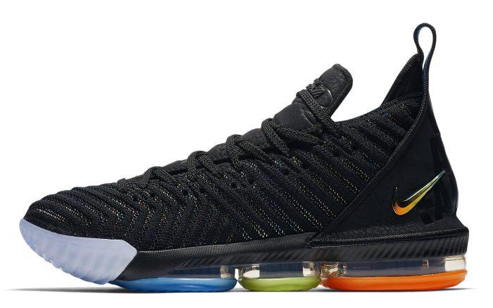 Nike LeBron 16 'I Promise' AO2595-004 Lateral
