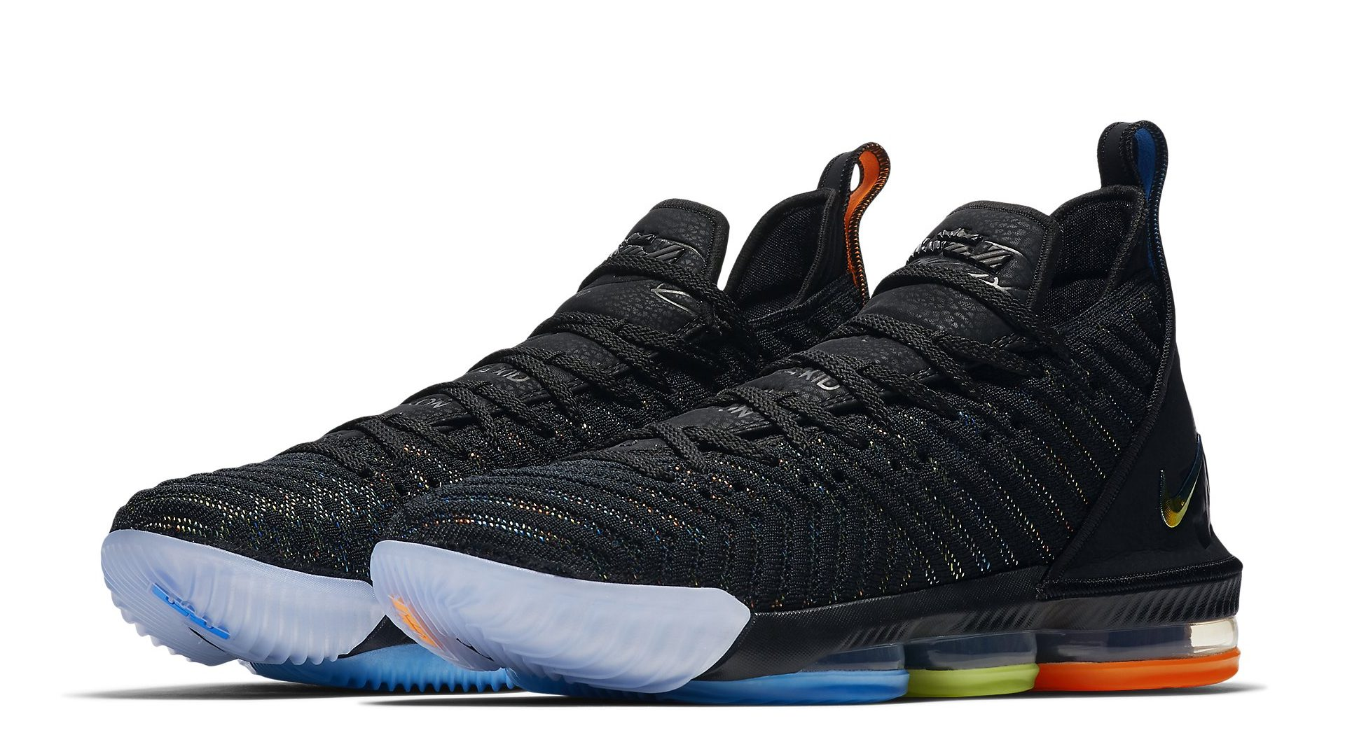 I Promise' Nike LeBron 16s for as Low