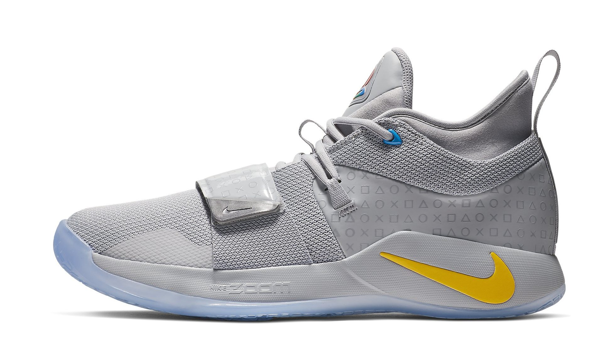 The PlayStation x Nike PG 2.5 Sneaker