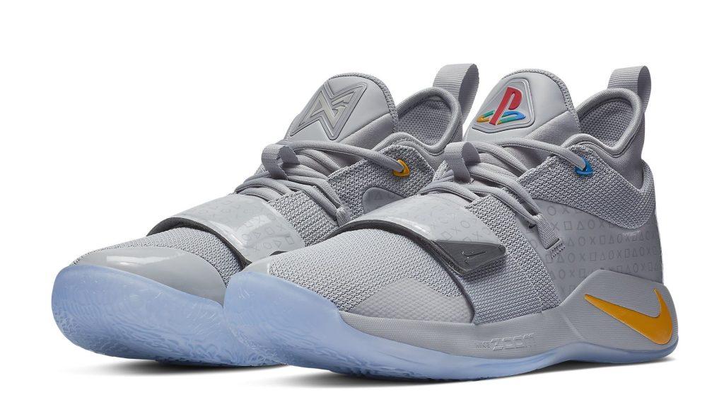 PlayStation x Nike PG 2.5 Wolf Grey BQ8388-001