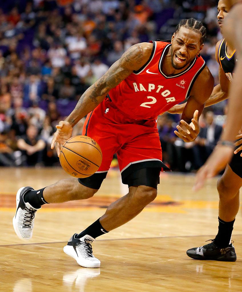 Kawhi Leonard Toronto Raptors Air Jordan 32 Low