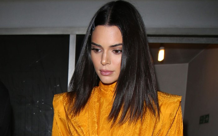 Kendall Jenner, london, chaos sixtynine party