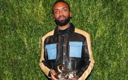 Kerby Jean-Raymond 15th Annual CFDA Vogue