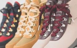 Kith Vasque Boots Collaboration