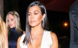 Kourtney Kardashian, sofia richie, scott disick,