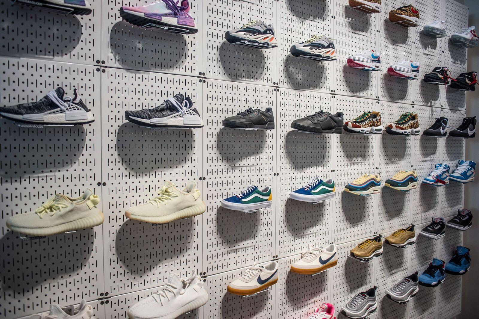 How Sneaker Resale Is Transforming