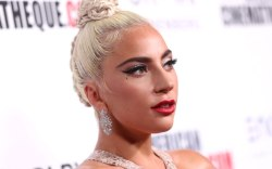 Lady Gaga, red carpet, 32nd Annual