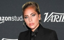 Lady Gaga, red carpet, variety actors