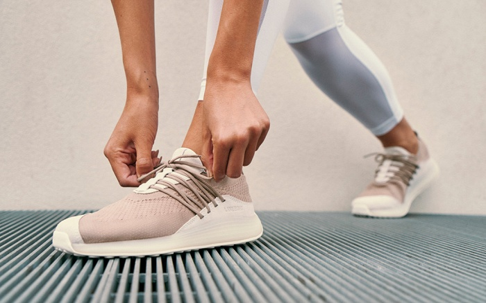 lane eight, trainer ad 1, sneaker