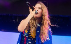Maggie Rogers, Governor's Ball, June 2018,