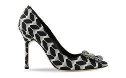 Manolo Blahnik's Hangisi Anniversary Collection