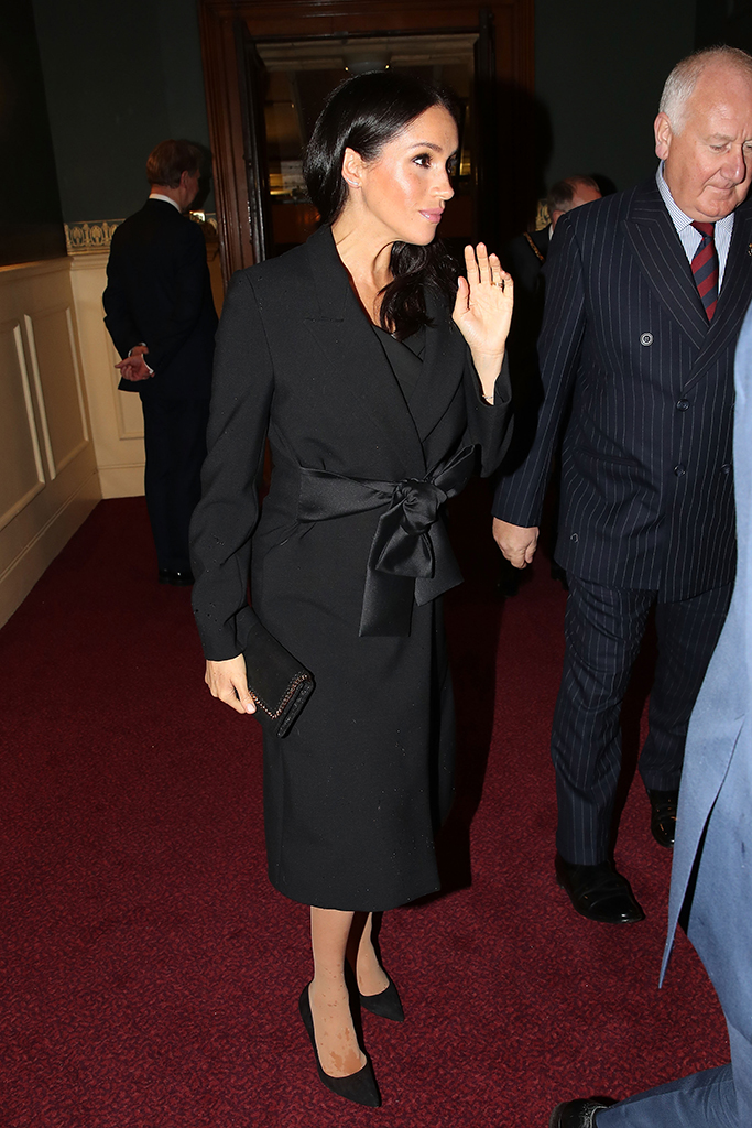 Meghan Markle Duchess of Sussex attends the Royal British Legion Festival of Remembrance at the Royal Albert HallRoyal British Legion Festival of Remembrance at the Royal Albert Hall, London, UK - 10 Nov 2018