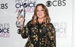 melissa mccarthy, pca, peoples choice awards,