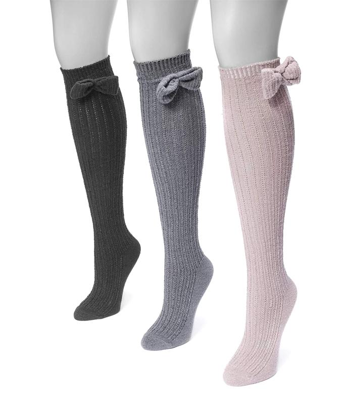 muk-luks-pontelle-socks