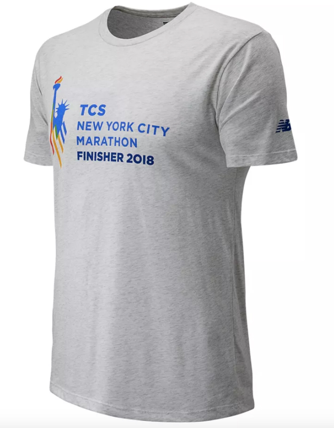NYC Marathon Logo Finisher