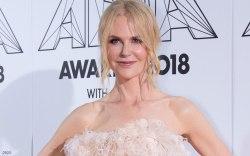 Nicole Kidman, Aria Awards, Oscar de