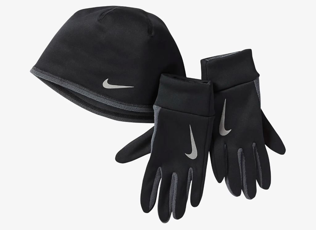 Nike Run Thermal Glove and Hat Set