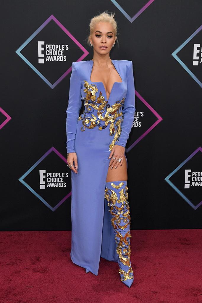 Rita OraPeople's Choice Awards, Arrivals, Los Angeles, USA - 11 Nov 2018