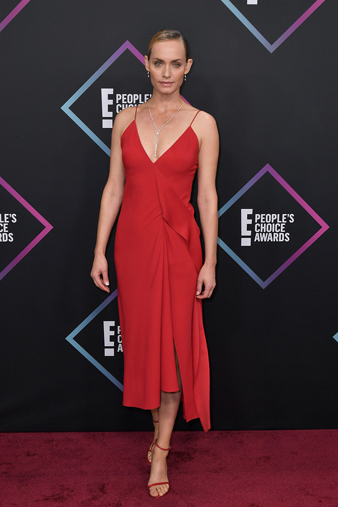 Amber VallettaPeople's Choice Awards, Arrivals, Los Angeles, USA - 11 Nov 2018