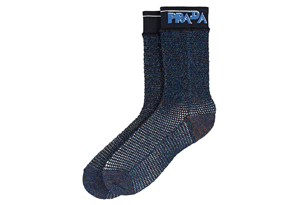 Prada Fishnet Socks