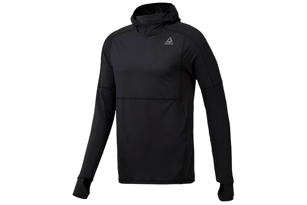 Reebok Thermowarm Fitted Hoodie