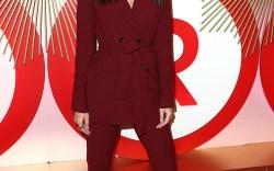 Celebrities on the Revolve Awards Red Carpet