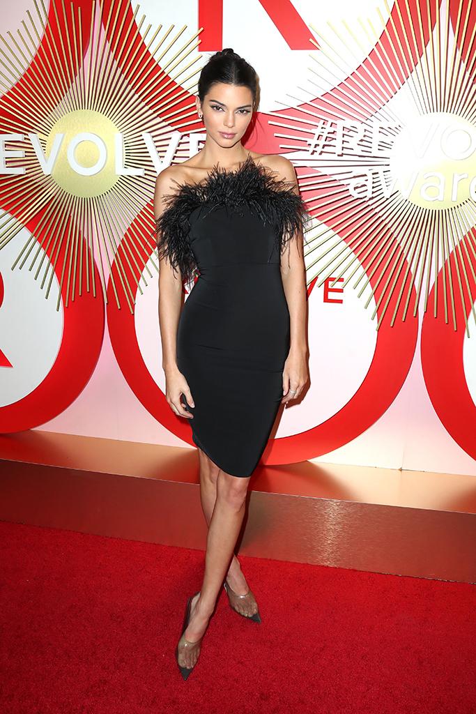 Kendall Jenner#REVOLVEawards, Las Vegas, USA - 09 Nov 2018