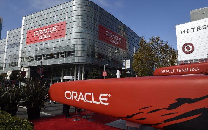 USA Oracle Openworld