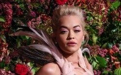 Rita Ora, red carpet, evening standards