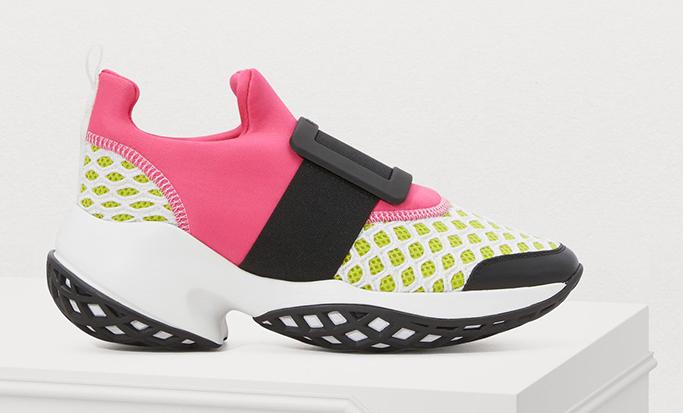 Viv Run Neon Sneaker