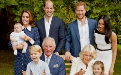 Kensington Palace Releases a New Family