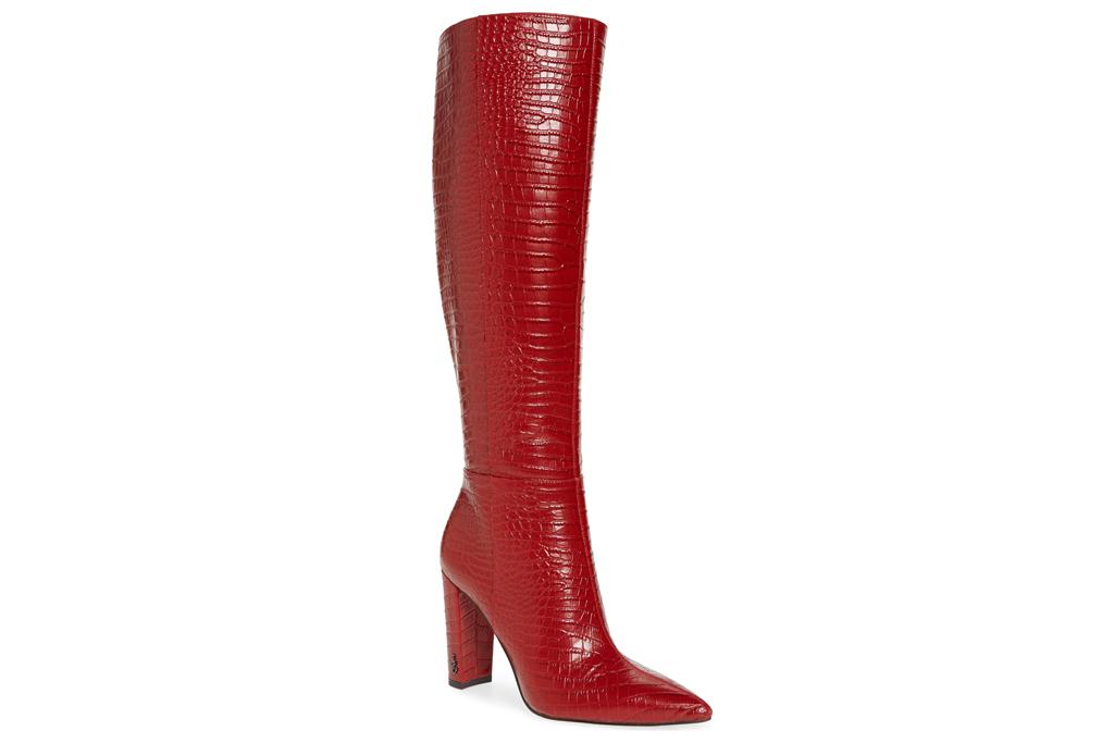 Raakel Knee High Boot, sam edelman, nordstrom