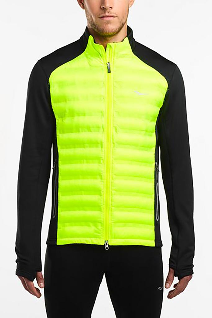 SauconyBonded Baffle Hybrid Jacket