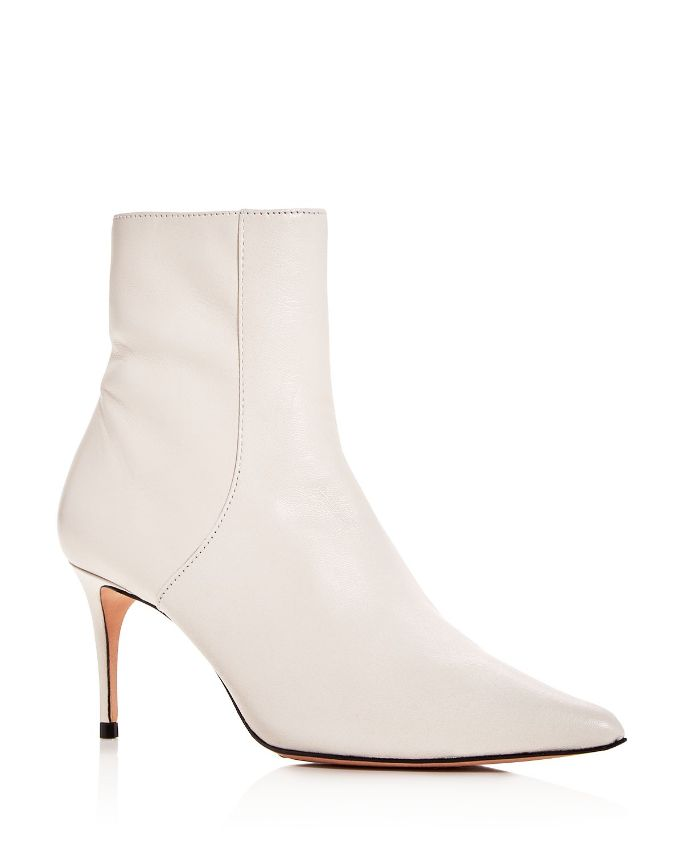 Women's Bette Leather Pointed Toe Booties