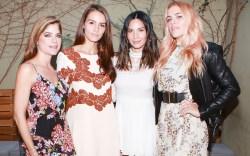 Selma Blair, Chloe Gosselin, Olivia Munn,
