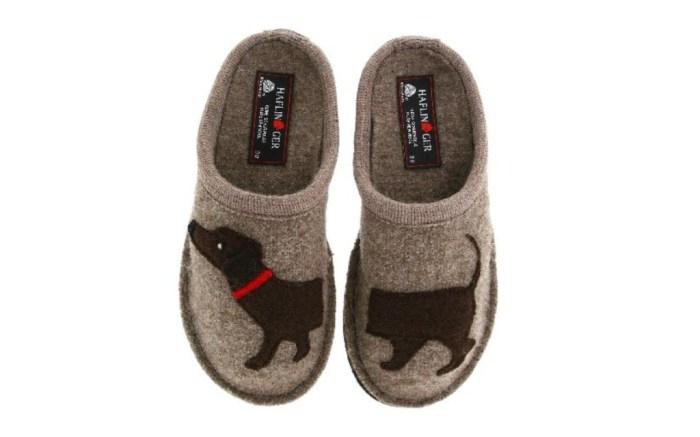 Haflinger doggy slipper
