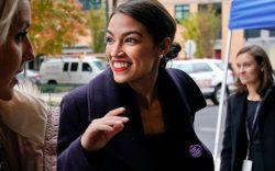 Alexandria Ocasio-Ortiz. Rep.-elect Alexandria Ocasio-Cortez, D-NY.,