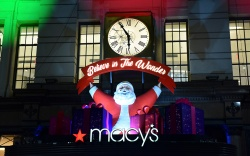 Macy's Herald Square unveils its iconic