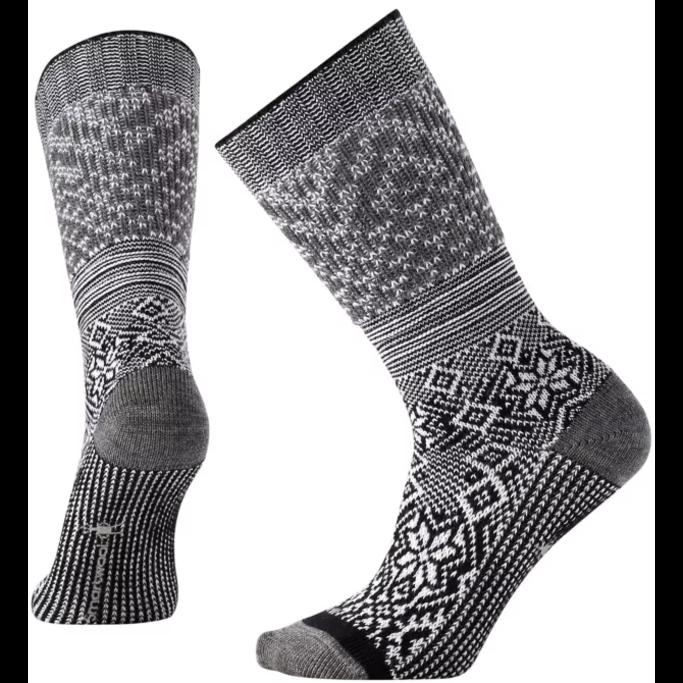 smartwool-snowflake-socks