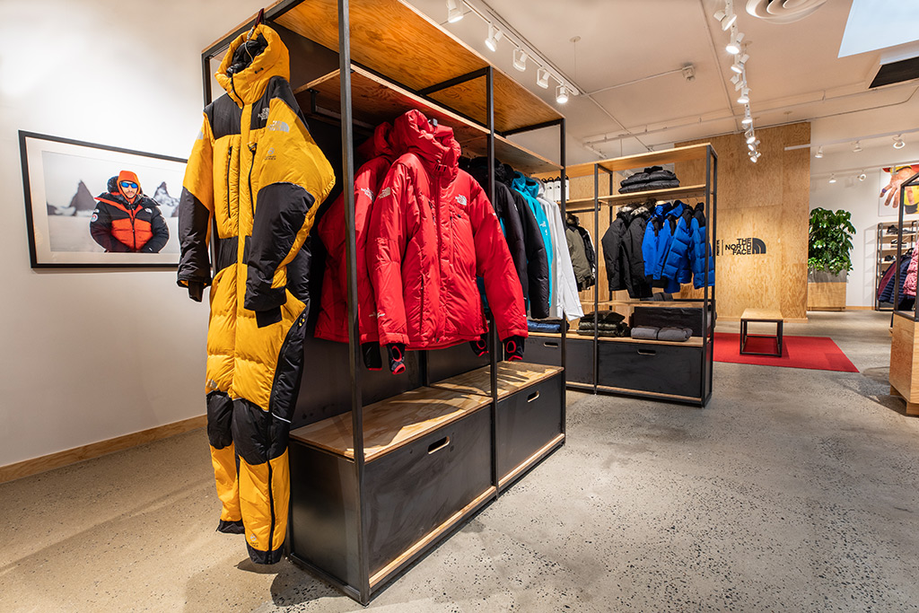 The North Face Prototype