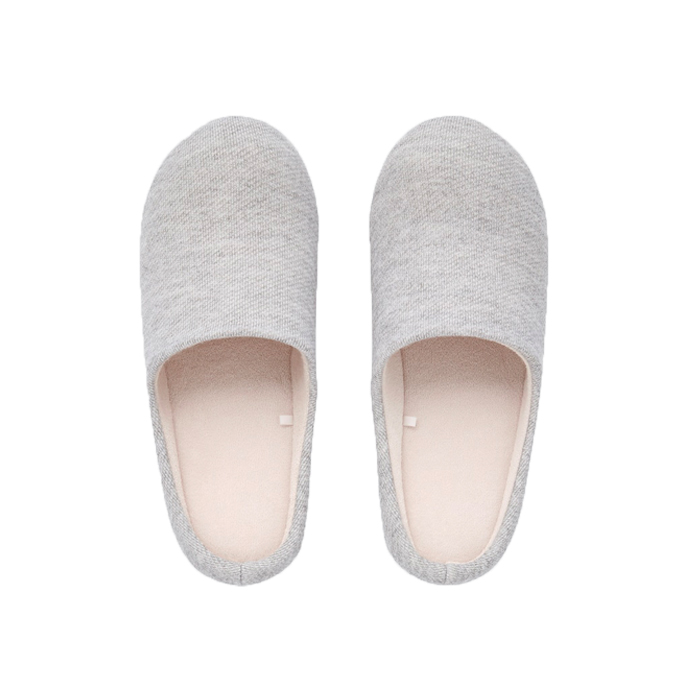 Uniqlo Rubber-Soled Slippers
