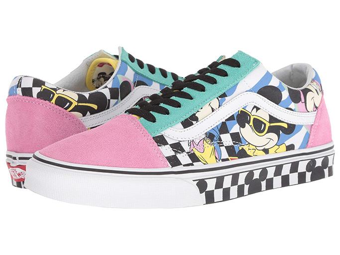 Vans x Disney Old Skool Mickey Sneakers