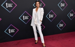 Victoria BeckhamPeople's Choice Awards, Arrivals, Los