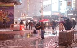 new york snow 2018 Avery