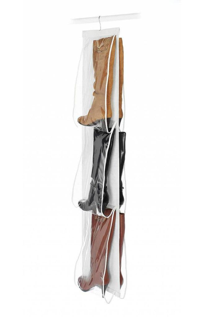 whitmor, hanging boot organizer