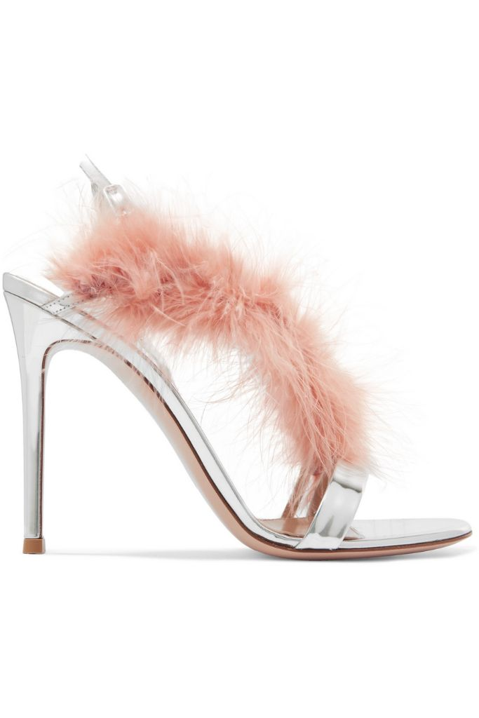 pantone 2019 color of the year living coral gianvito rossi
