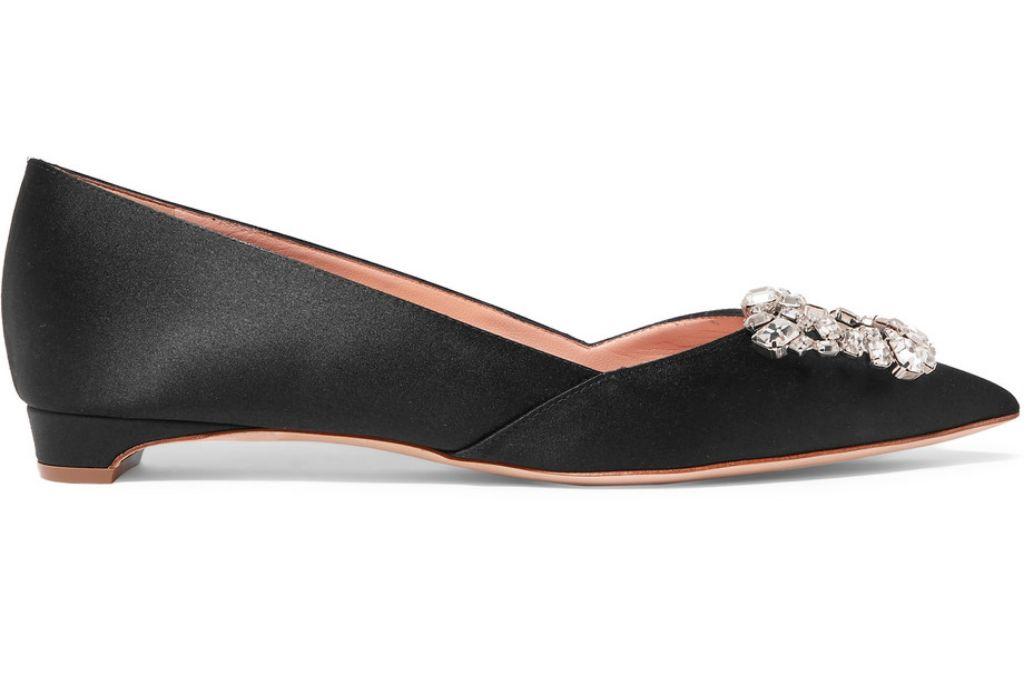 desk to party accessories crystal embellished flats holiday dressing 2018