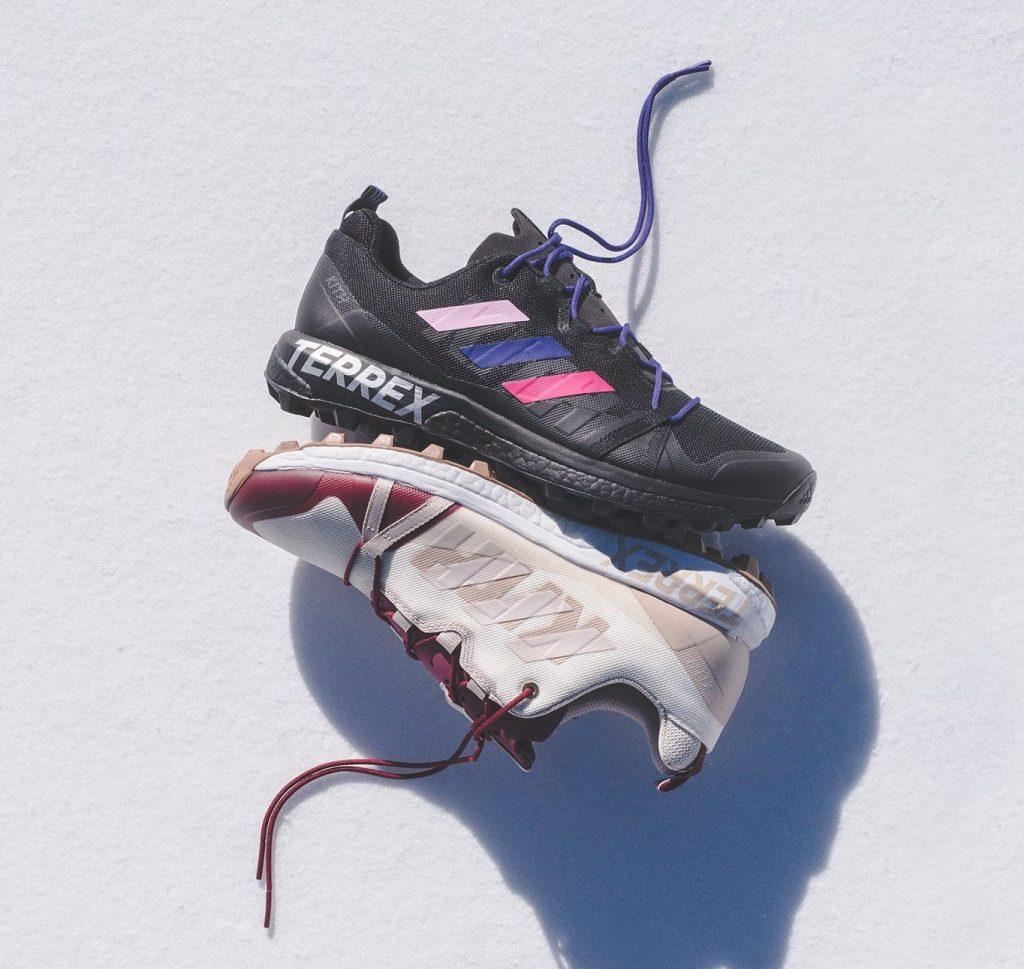 Kith x Adidas SkyChaser 2018 Aspen Collection